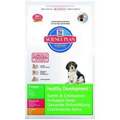 Hill's Puppy Food Science Plan Medium Breed 12kilogram Chicken For £32.99 + Free Shipping @ Amazon