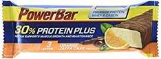 PowerBar Orange Jaffa Cake Protein Plus Bar, 55 g - Pack of 15 For £14.25 Dispatched from and sold by Amazon