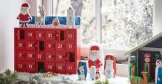 cute wooden advent calendar - £24.95 delivered - was £40.00 @ GTLC