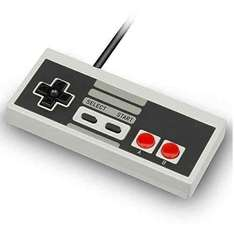 Orzly Nes Classic Mini compatible controllers £9.99 for 1 or £16.99 for 2 Free Delivery @ Amazon / GHub
