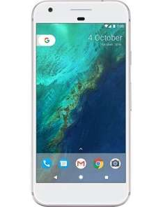 Google Pixel 32GB on o2 @ Mobiles.co.uk (No upfront cost, unlimited minutes/texts, 3GB Data, £38.50 Quidco)