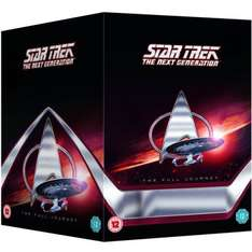 Star Trek The Next Generation Complete DVD Box Set £33.99 at Zavvi