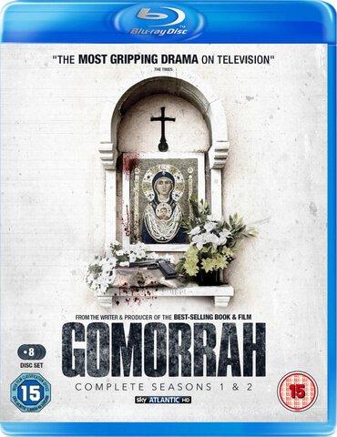 Gomorrah - Season 1 & 2 Blu-ray £19.99 @ Zavvi