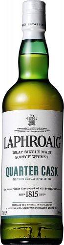 Laphroaig Quarter Cask whisky 70cl £24.99 Amazon