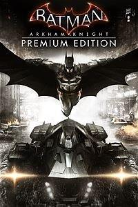 Arkham Knight Premium edit Xbox Canada £11.99