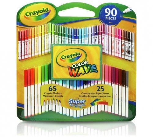 Crayola Supertips Colour Wave 1/2 PRICE £7.49 WAS £14.99 ARGOS (FREE C+C)