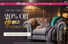 20% off asda home and furniture limited offer online