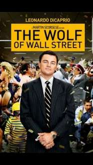 """The Wolf of Wall Street"" £2.99 HD purchase @ Google Play movies"