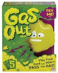 Gas out game £10  (Prime) / £13.99 (non Prime) @ Amazon