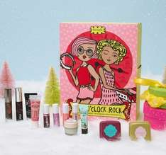 Benefit Advent Calendar back in stock! @ benefit for £34.50