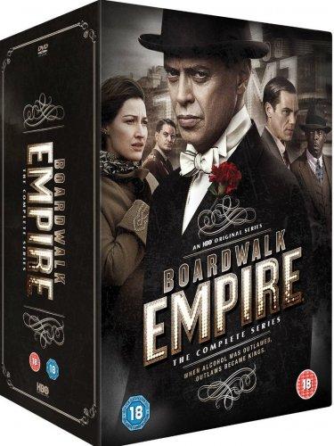 Boardwalk Empire Complete Seasons 1-5 DVD £23.39 @ Amazon