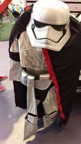Star Wars kids dress up £5 Disney Store