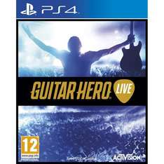 Guitar Hero Live £19.99 toysrus plus potential £15 TC cashback for new customers