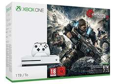 XBOX One S 1TB with Gears of War 4 or Fifa 17 £259.99 Amazon Prime Exclusive