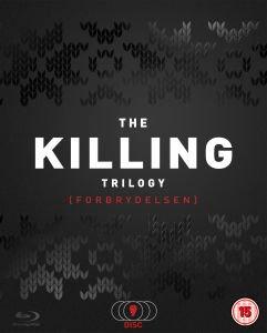 The Killing Trilogy (original Danish Series) BLU-RAY £17.99 with Free Delivery @ Zavvi