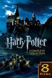 Harry Potter Complete Collection (8 films) | Google Play | £13.99
