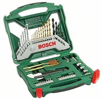 Bosch X-Line Accessory Set, 50 Pieces - £10.49 (Prime) £15.24 (Non Prime) @ Amazon