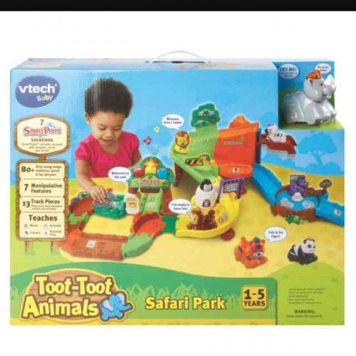 toot toot animal safari park - £6.75 instore @ Tesco