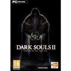 Dark Souls II - Scholar of the First Sin (Steam) £7.19 (Potentially £6.83) @ GamesRepublic (Includes Free Copy of Anomaly 2)