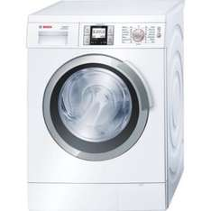 Bosch WAS28761GB SR 9KG 1400RPM A+++ Energy Rated Freestanding Washing Machine @ appliance-world.co.uk with Free Delivery - £326.56