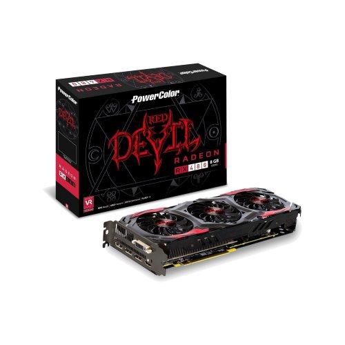 PowerColor Radeon RX 480 Red Devil HDMI 8Gb £229.99 @ Amazon