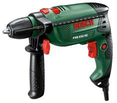 Bosch PSB 650 RE Hammer Drill - £29.99 @ Amazon (Prime exclusive)
