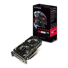 Sapphire 2GB RX 460 - very good (used) - warehouse deal amazon.fr - £72.26 delivered