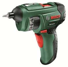 Bosch PSR Select Cordless Li-on Screwdriver. £29.99 Delivered @ Amazon Best Ever Price!!