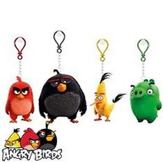 Angry Birds Key Chain (Set of 4) £7.96 @ Home Bargains
