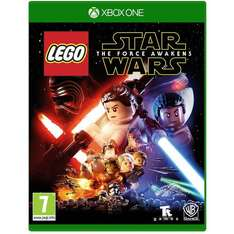 Xbox One LEGO Star Wars: The Force Awakens @ Toys r us £19.99/£22.94 delivered