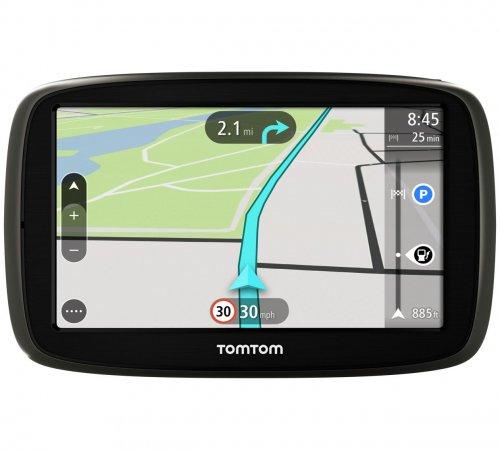 TomTom Start 50 5 Inch Full Europe Lifetime Map Updates  £69.99  Argos