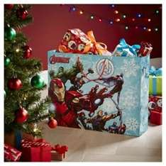 Jumbo Avengers Christmas Gift Bag £2.00 and on 3for2 @ Tesco Direct (free c&c available)