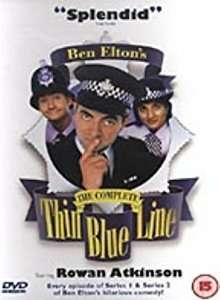 The Complete The Thin Blue line £4 @ zoom /  Ebay