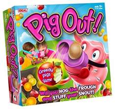 Pig Out Game £7.80 non prime @ Amazon
