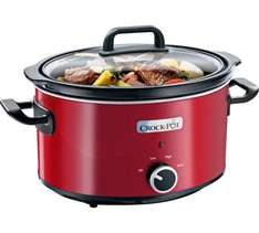 Crock-Pot 3.5L Slow Cooker £22.49 was £59.99 @ Argos