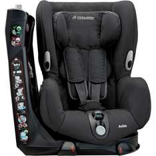 Maxi-Cosi Axiss Car Seat (Black Raven) - £165.00 - PreciousLittleOne