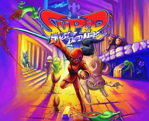 Super House of Dead Ninjas 99p @ Steam