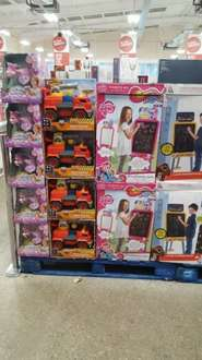 various toys £9.99 @ Iceland Food Warehouse (instore)