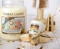 Clintons - 25% off Yankee already and then a further 30% off if spending £40, 20% off £30, 15% off £20 and 10% off £15. A potential great saving on Yankee candle.