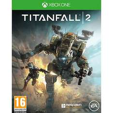 Titanfall 2 £19.99 XBOX ONE AND PS4 John Lewis (price matched)
