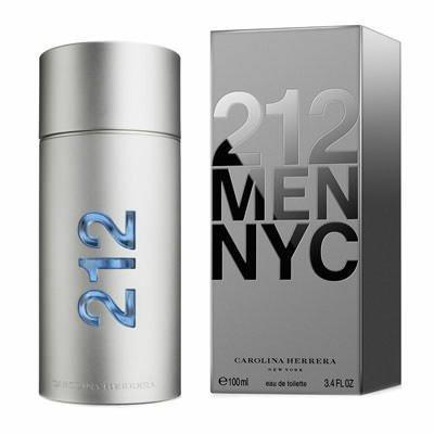 Carolina Herrera 212 Men Eau de Toilette Spray 100ml - £32.99 @ Fragrance Direct