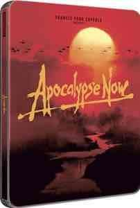 Apocalypse Now 3 Disc Edition Blu-Ray Steelbook Edition £7.99 @ Zavvi