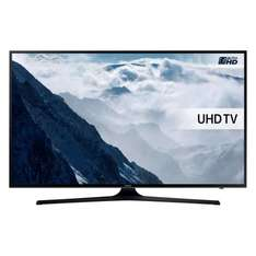 Samsung UE55KU6000 Black - 55inch 4K Ultra HD TV with Active Crystal Colour was £979.99 Now £574.99 With discount code. @ Co-OP Electrical