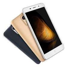 "LEAGOO M5 PLUS 5.5 "" Android 6.0 4G Smartphone (Dual SIM Quad Core 13 MP 2GB + 16 GB Black / Gold / White) £65.59 @ LightInTheBox"