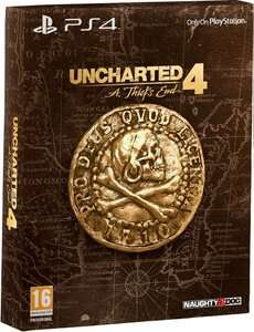 Uncharted 4 special edition £27.99 @ zavvi