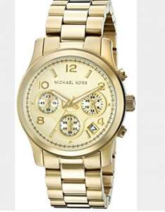 50% off Ladies Michael Kors MK5055 Watch now £114.50 at Watchshop.com