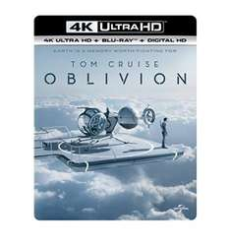 Oblivion 4k UHD £13.49 @ Amazon