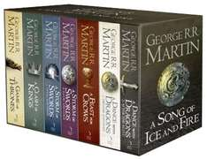 A Song of Ice and Fire, 7 Volumes @ Amazon £22 delivered