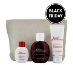 Clarins Eau Dynamisante Vitality Freshness beauty gift set @ Allbeauty for £33.40 Delivered