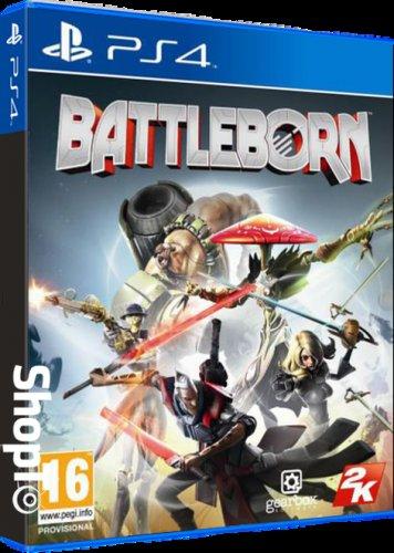 [PS4] Battleborn Inc Firstborn Pack - £3.85 - Shopto